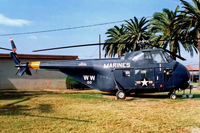130252 @ KNZJ - Sikorsky CH-19E Chickasaw [55-408] (Flying Leatherneck Air Museum) El Toro MCAS~N 12/10/1998 - by Ray Barber
