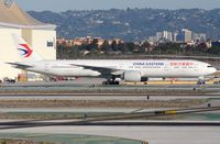 B-2021 @ KLAX - China Eastern B773 - by FerryPNL
