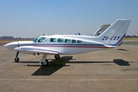 ZS-LXY @ FAJS - Cessna 402C Businessliner [402C-0453] Johannesburg-International~ZS 22/09/2006 - by Ray Barber
