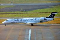 D-ACPT @ EGBB - Canadair CRJ-700 [10103] (Lufthansa Regional) Birmingham Int'l~G 21/12/2004 - by Ray Barber