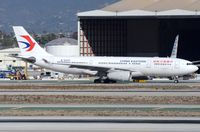 B-6543 @ KLAX - China Eastern A332 - by FerryPNL