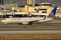 N14219 @ KLAX - United B738 - by FerryPNL