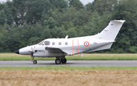 107 @ EBFS - landing at Florennes - by olivier Cortot