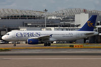5B-DCL @ EGLL - Taxiing