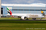 A6-ENH @ EGCC - Emirates - by Chris Hall