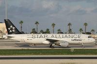D-AIPD @ LMML - A320 D-AIPD Lufthansa StarAlliance - by Raymond Zammit
