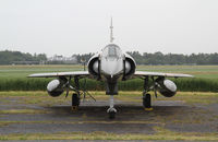 BA-22 @ EBFS - front view of this nice Mirage V - by olivier Cortot