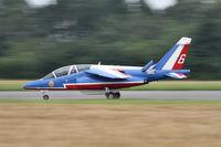 E45 @ EBFS - landing at Florennes - by olivier Cortot