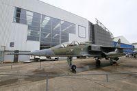 E3 @ LFPB - Sepecat Jaguar E, Preserved at Air & Space museum, Paris-Le bourget (LFPB) - by Yves-Q