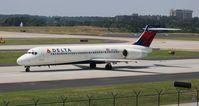 N974AT @ ATL - Delta