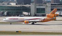 N984AR @ MIA - Centurion MD-11F