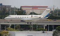 N984JW @ FLL - Gulfstream IV