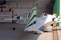 D-EELZ @ LOAU - Gyroflug SC-01B-160 Speed Canard [S-4] Stockerau~OE 16/05/2005 - by Ray Barber