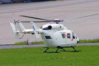 D-HNWP @ EDDL - MBB/Kawasaki BK-117C-1 [7553] (Polizei) Dusseldorf~D 18/05/2005 - by Ray Barber