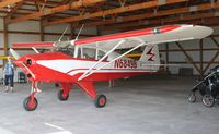 N6849B @ KBUU - Piper PA-22-150