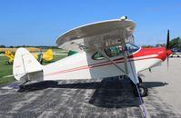 N5966H @ KBUU - Piper PA-16