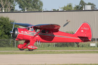 C-FATE @ KOSH - Evening arrival at AirVenture 2016 - by alanh