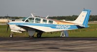 N1025P @ LAL - Beech A36 - by Florida Metal