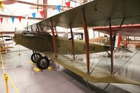N1104 @ CNO - Curtiss Jenny - by Florida Metal