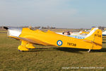 G-AKAT @ EGNW - at the Wickenby Turkey Curry fly in - by Chris Hall