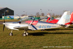 G-CCTH @ EGNW - at the Wickenby Turkey Curry fly in - by Chris Hall