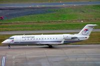 D-ACRD @ EGBB - Canadair CRJ-200LR [7583] (Eurowings) Birmingham Int'l~G 25/01/2005 - by Ray Barber