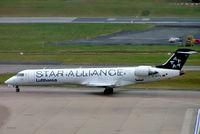 D-ACPQ @ EGBB - Canadair CRJ-700 [10091] (Lufthansa Regional) Birmingham Int'l~G 25/01/2005 - by Ray Barber
