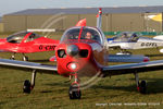 G-LTFB @ EGNW - at the Wickenby Turkey Curry fly in - by Chris Hall