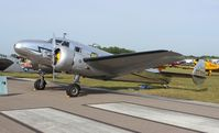 N2072 @ LAL - Lockheed 12A - by Florida Metal