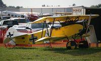 N2466C @ LAL - Fokker D-VII