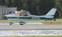 N2810U @ LAL - Cessna 172D