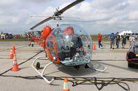 N3079G @ YIP - Batcopter