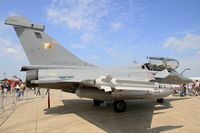 351 @ LFMI - Dassault Rafale B, Static display, Istres-Le Tubé Air Base 125 (LFMI-QIE) open day 2016 - by Yves-Q