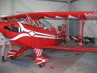 D-ELYN - Bild der Pitts S-2A von Jan Schröjahr und Carsten Hillebrand ( Juli 2006) - by Gerd Bernnet