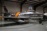 N3842H @ CNO - F-86E