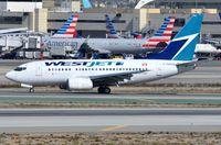 C-GWCQ @ KLAX - Westjet B736 - by FerryPNL