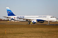 OY-RCJ - A320 - Atlantic Airways