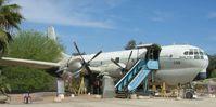 52-2736 @ LLHB - Israeli Air Force KC-97G - by J Brew