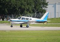 N5029S @ ORL - PA-28R-200
