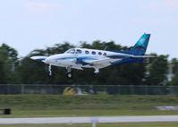 N5729M @ ORL - Cessna 340