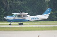 N5767J @ LAL - Cessna 210K