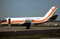 D-BABM - VFW 614D - Air Alsace - D-BABM - 1977 - by Ralf Winter