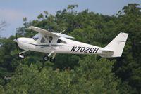 N7026H @ PTK - Skycatcher - by Florida Metal