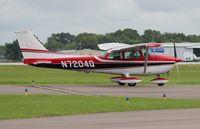 N7204Q @ LAL - Cessna 172L