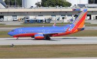 N7703A @ FLL - Southwest