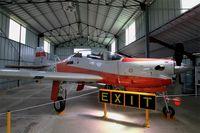 504 @ LFLQ - Embraer EMB-312F Tucano, Musée Européen de l'Aviation de Chasse, Montélimar-Ancône airfield (LFLQ) - by Yves-Q