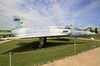 516 @ LFLQ - Dassault Mirage 2000B, Musée Européen de l'Aviation de Chasse, Montélimar-Ancône airfield (LFLQ) - by Yves-Q