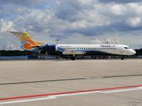 9A-BTD @ EDDK - Fokker 100 F28-0100 - Trade Air - 9A-BTD - 18.09.2015 - CGN - by Ralf Winter