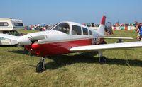 N8445X @ BKL - Piper PA28-181