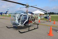 N8520H @ PTK - Bell 47G